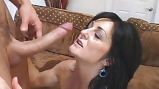 Mature Has Young Cock Impale Her Pussy