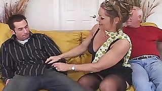 Mature Craves Youthful Cock