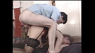 Mature mommy gets her pussy porked - xHamster.com