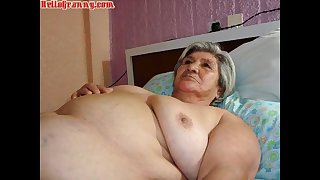 hellogranny hot amateur latin pictures collection
